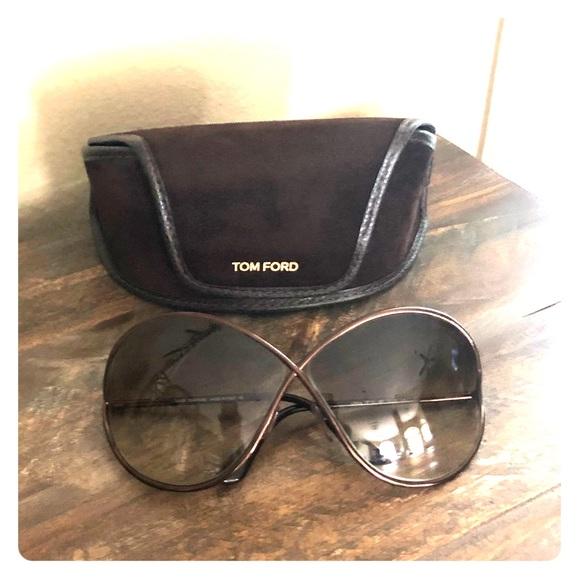f4cf0d73b98 Tom Ford Sunglasses. M 5b5dcd7c4cdc303a602456b0